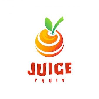 Juice logo vector