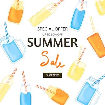 Juicy summer flyer