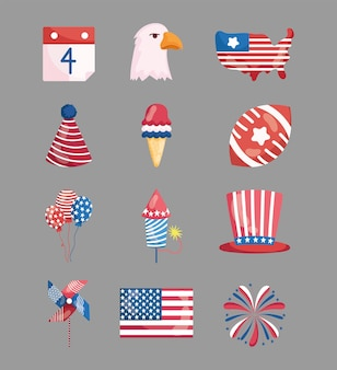 July american icons