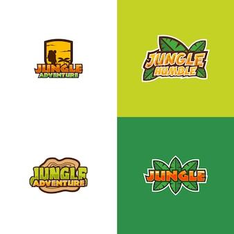 ジャングルのロゴ