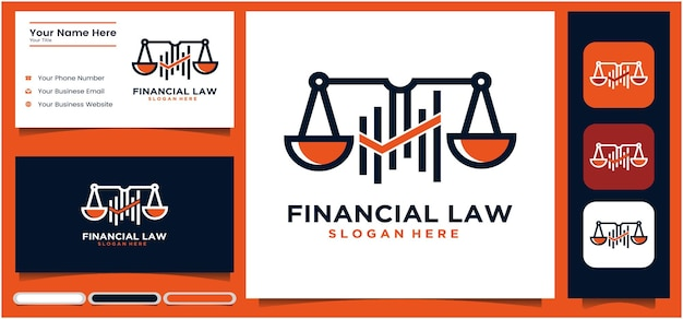 Justice logo legal finance lawyer sword scale creative law firm logo design logo template