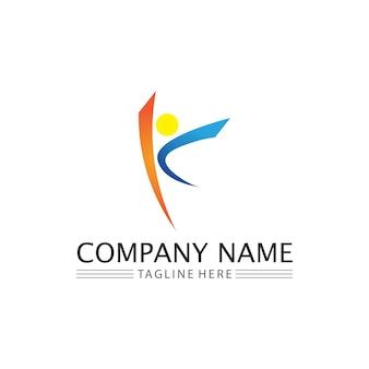 K 로고 디자인 k 문자 글꼴 개념 비즈니스 로고 벡터 및 디자인 초기 회사