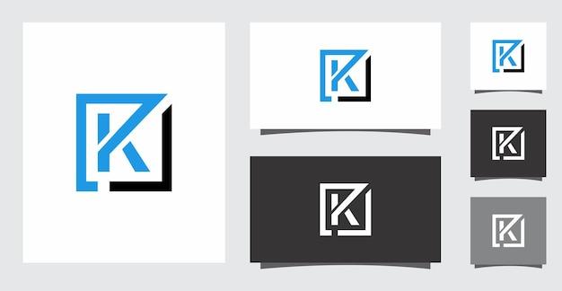Kロゴデザイン