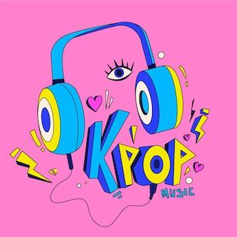 K-поп музыка