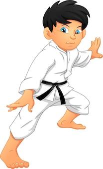 Каратэ мальчик мультфильм