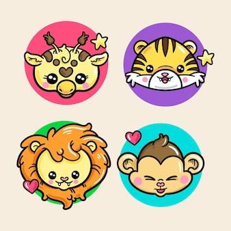 귀여운 동물 / 애완 동물 컬렉션