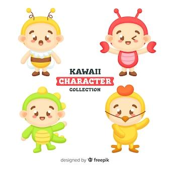 Kawaii character collection