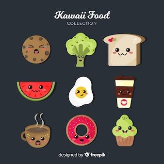 Kawaii food collection