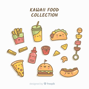 Kawaii food collection