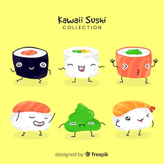 Kawaii sushi collectio