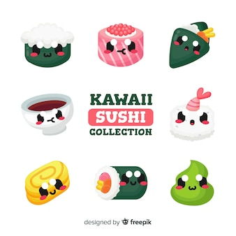 Kawaii sushi collection