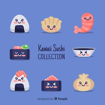 Kawaii sushi collection