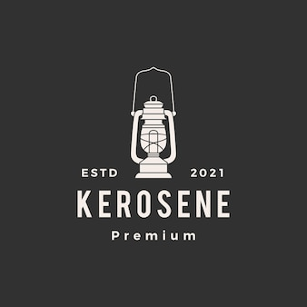 Керосиновый фонарь битник винтажный логотип