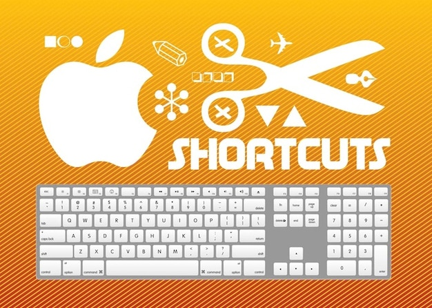 Keyboard graphics