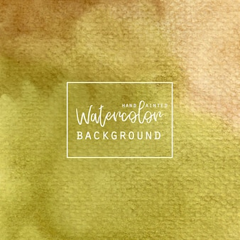 Khaki greenwatercolor background