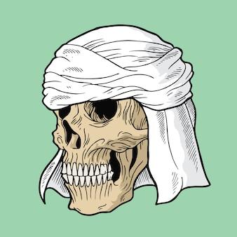 Khalifa skull