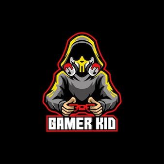 키드 게이머 콘솔 조이스틱 비디오 게임 게임 패드