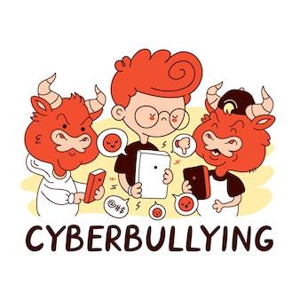 Kid getting bullied