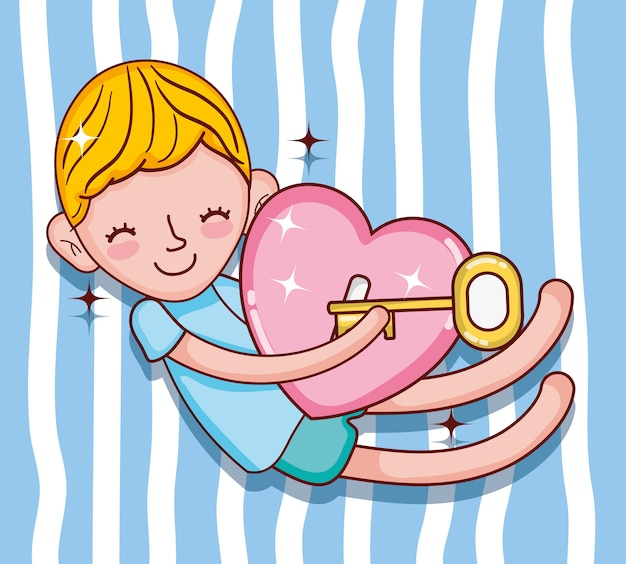 Kids and love cartoons