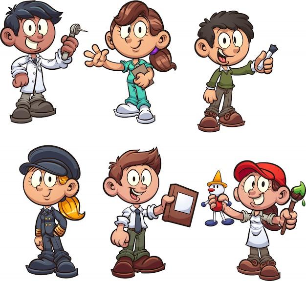 Kids_occupations