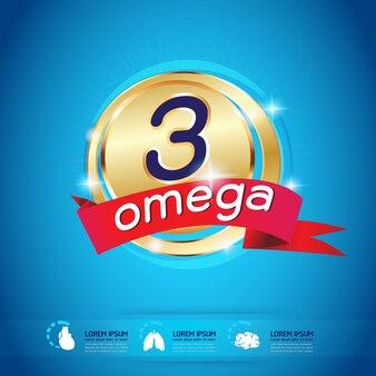 Концепция kids omega 3