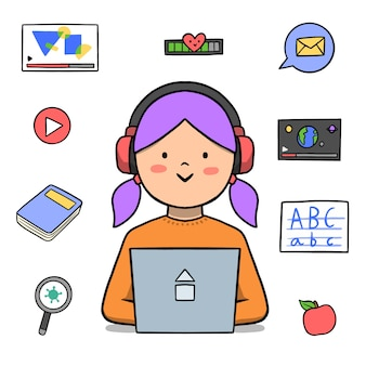 Kids online lessons