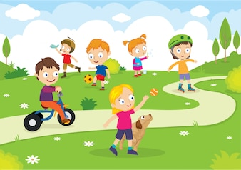 Image result for park clipart