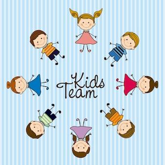 Kids team