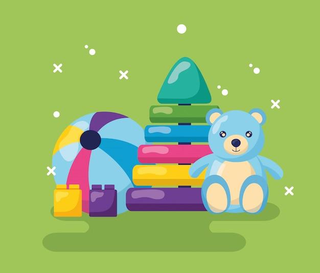 어린이 장난감 디자인