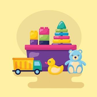 Kids toys design