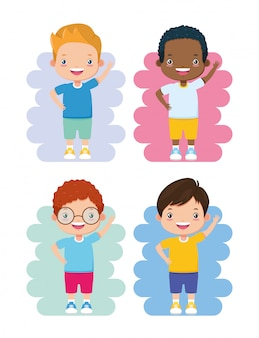 Kids zone background