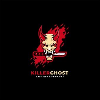 Killer ghost   logo.