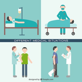 Kinds of medical situations