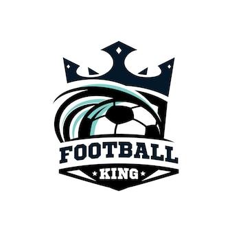 キングサッカーロゴ