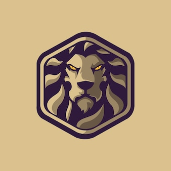 Логотип king lion