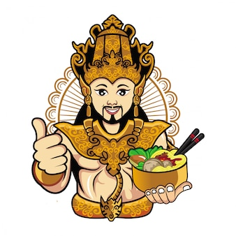 King of noodle