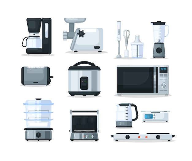 Kitchen appliance electronic device equipment