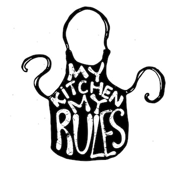 Кухонный фартук, моя кухня, мои правила