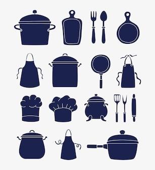 厨房機器セット