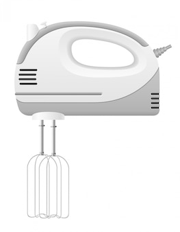 Kitchen mixer.