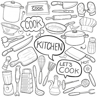 Kitchen Tools Vectors Photos And Psd Files Free Download