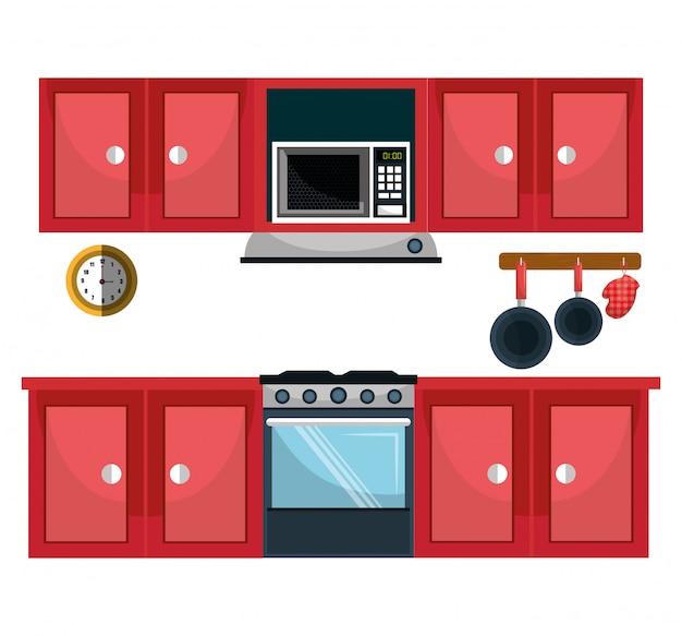 Kitchen utensils and dishware