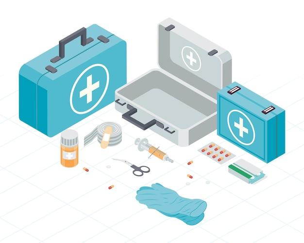 Аптечки и первая помощь