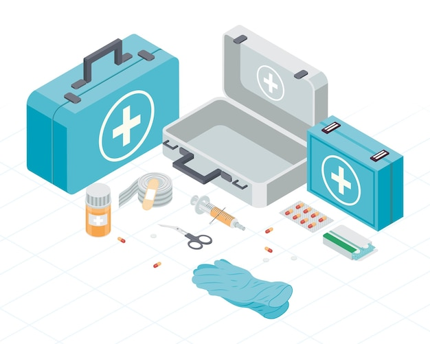 Kits and first aid