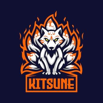 キツネeスポーツロゴ
