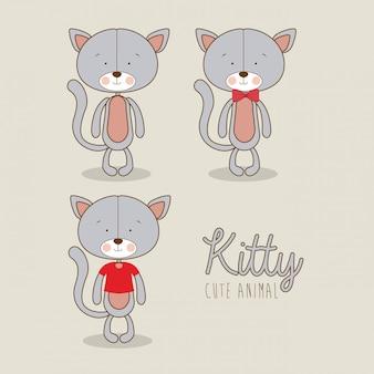 Kitties design