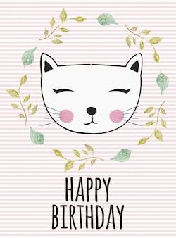 Kitty birthday