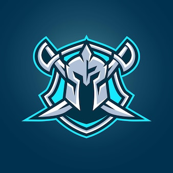 Knight esports logo templates