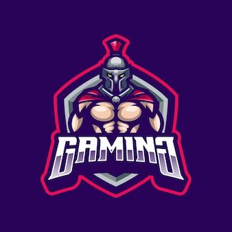 Талисман с логотипом рыцаря