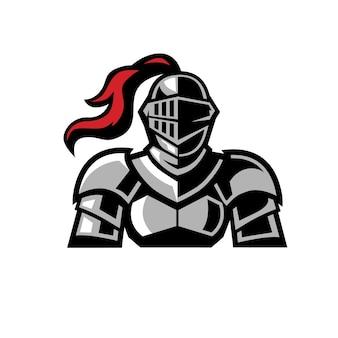 騎士ポーズバッジ